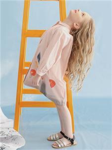 安米莉长袖连衣裙