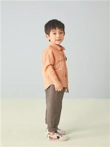 金果果短袖衬衫