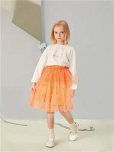 金果果纱裙
