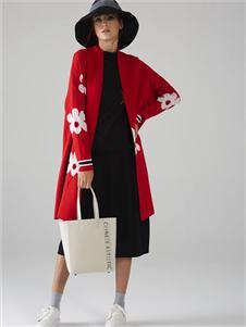 墨曲2020春季針織外套