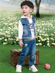 鉛筆俱樂部春夏新款牛仔外套