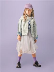 水孩兒童裝2020新款外套
