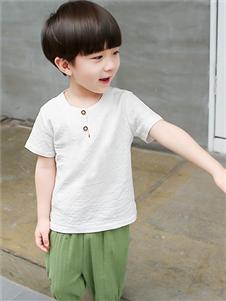 賓果童話新款純棉時尚T恤