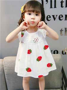 賓果童話新款時尚小童連衣裙