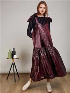 卡榭连衣裙