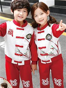大小孩中国风外套