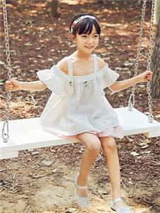 V-rules吊带连衣裙