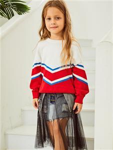 暇步士新款时尚童装