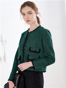 G2000绿色外套