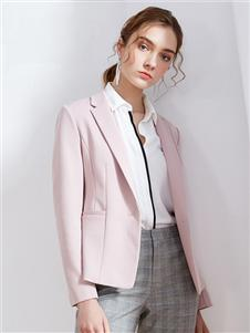 G2000粉色西装