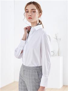 G2000白色衬衫