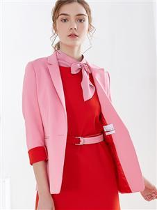 G2000粉色外套