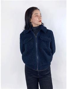 筱陌毛绒外套