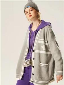 衣魅人2020灰色卫衣
