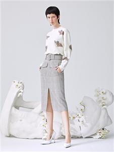 佧茜文2020新款半裙