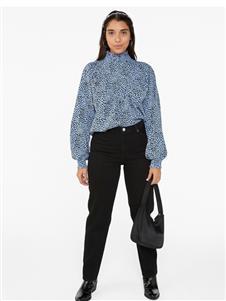 Monki雪纺衬衫