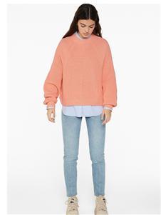 Monki橘色针织衫