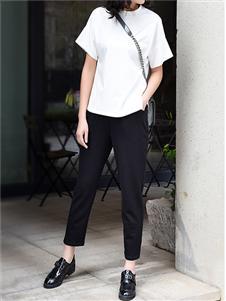 黑贝时尚休闲裤