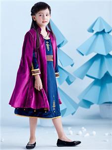 夢幻派對安娜公主外套