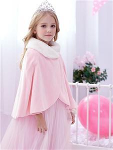 夢幻派對粉色連衣裙