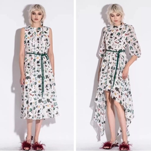 意大利轻奢女装品牌菲诺格诺20春夏