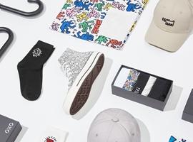 "GXG跨界Keith Haring,""混搭""给时尚安上一颗""奔跑的心"""