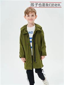 Uhmoi绿色外套