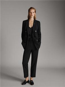 Massimo黑色西装