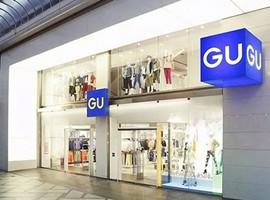 """GU正加快中国开店步伐,让更多人体验""""轻时尚"""""""