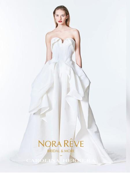 NORAREVE婚纱怎么样?