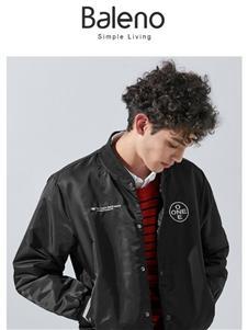 班尼路黑色夹克