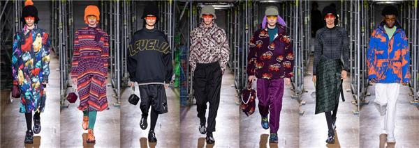 巴黎男装周日程公布 共有71个品牌参与