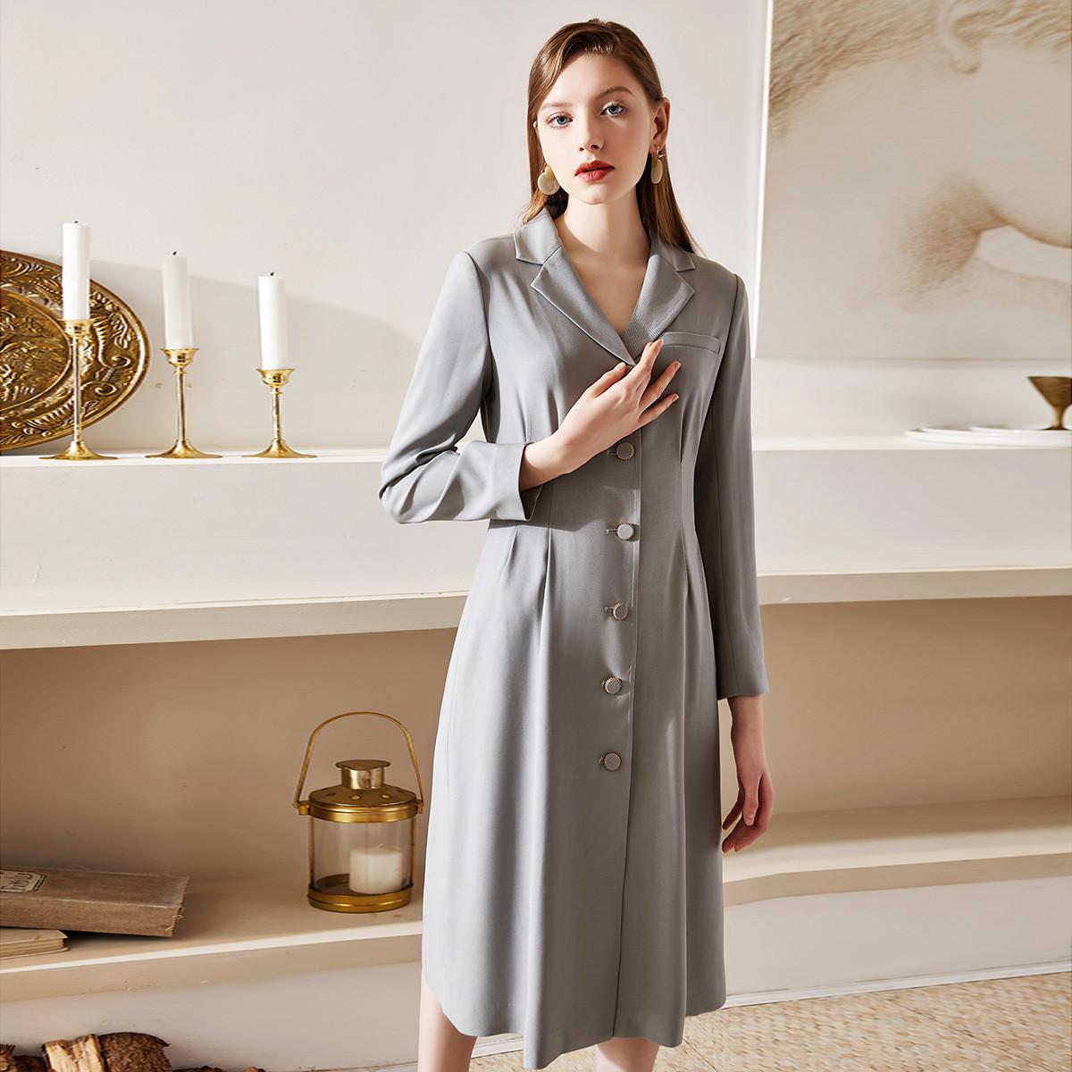 時尚加入新方向 廣州戈蔓婷品牌女裝綻放女性優雅氣質