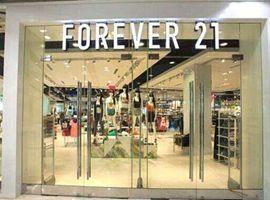 破产快时尚品牌Forever 21要求供应商提供赊账服务