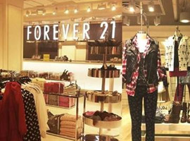 Forever21或以8100万美元被卖?