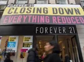 供应链的溃败 | Forever21破产背后