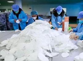 海淘3.28亿只,日产1480万只,你的口罩可能在路上了