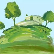 青蛙王子:溫暖地球|中國好寶貝環保大賽啟動
