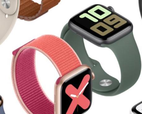 苹果手表2019年销量首次超过整个瑞士手表行业