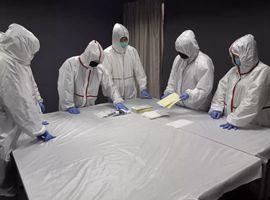 七匹狼同时生产口罩和防护服,首批口罩大货已经发出