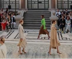 2020年1月:50个华人设计师品牌参与国际四大时装周