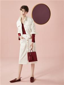 JUMEL2020春夏裝白色外套