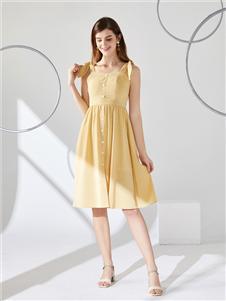 城市衣柜2020春夏装连衣裙