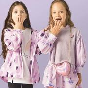 水孩兒童裝2020早春時尚裝扮
