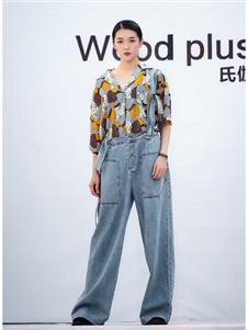 氏伽2020春夏装背带裤