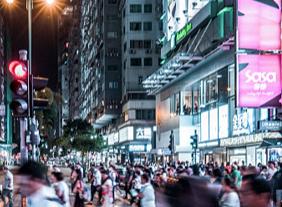 """疫情让香港零售业 """"雪上加霜"""",商业地产决定下调租金"""