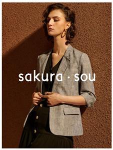 sakura·sou-2020S&S灰色小西装