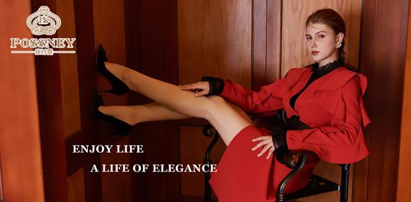 POSSNEY保時霓打造一線高端女裝品牌