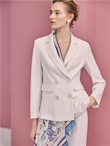 歌锦2020春款西装外套