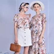 广州衣魅人服饰新到:「蔓诺比菲」2020夏装火爆出货中